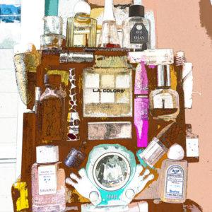 留学中の化粧品・ヘアケア用品の情報。海外ではあまり化粧をしない?